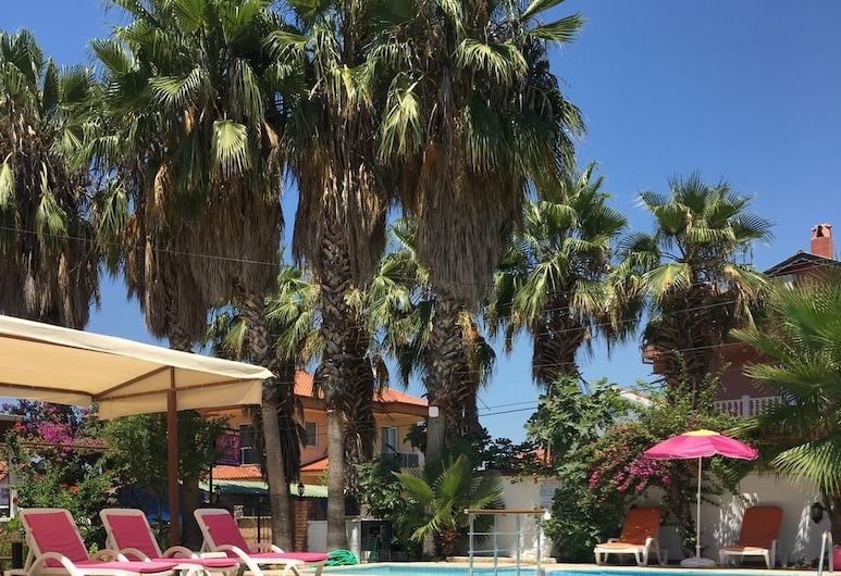Isil Suite, Ortaca, บริเวณภายนอก