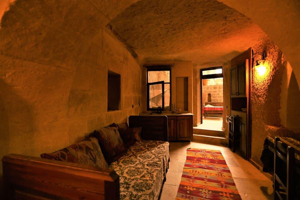 Cave Apart - Living Area