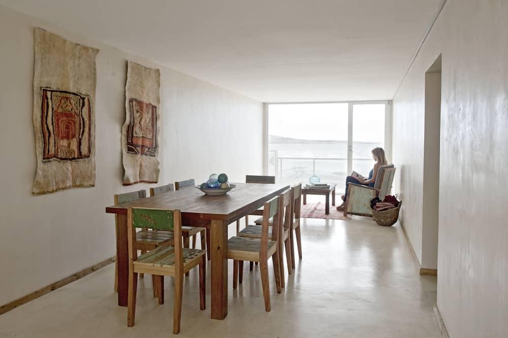 Penthouse - Refeições no Quarto