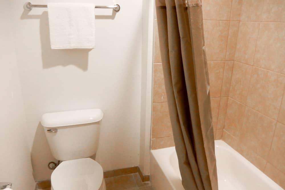 Номер «Делюкс», 1 ліжко «кінг-сайз», обладнано для інвалідів, для некурців - Ванна кімната