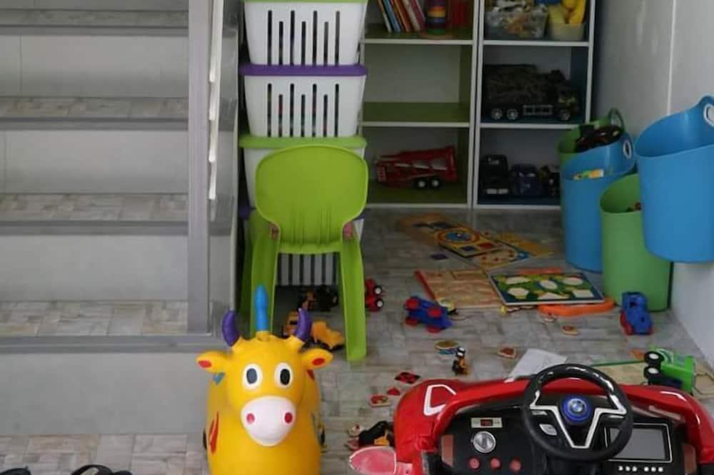 Külaliskorter, 1 magamistoaga (Modern) - Laste teematuba
