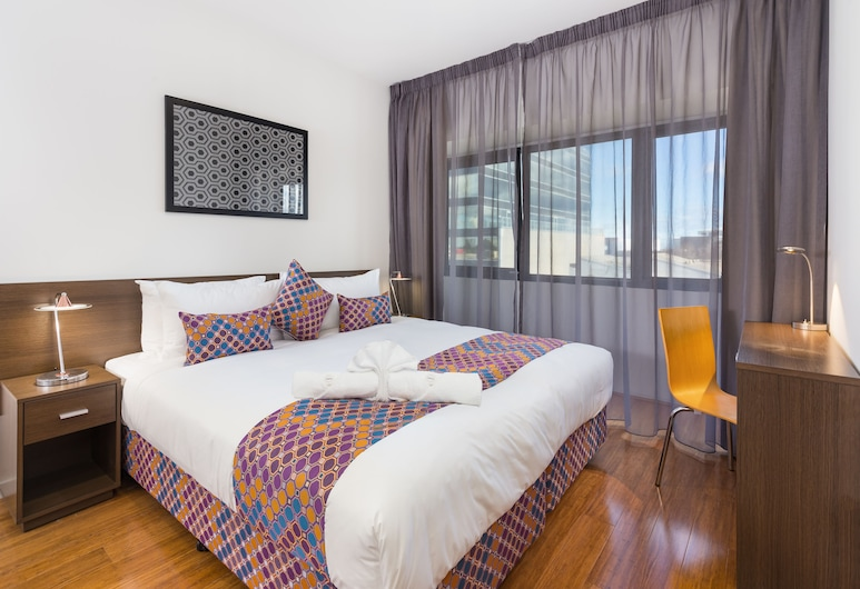 City Edge Dandenong Apartment Hotel, Dandenong, Studio Apartment with Disabled Access, Room