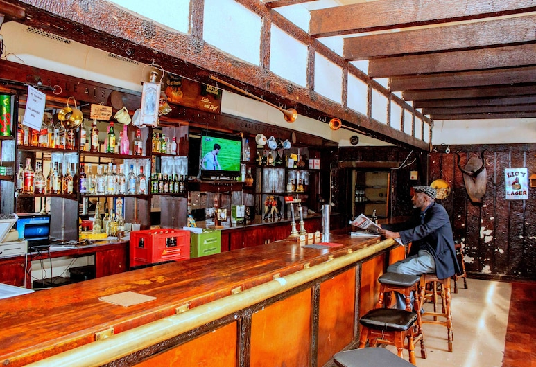 The Grey's Inn, Bulawayo, Bar de l'hôtel
