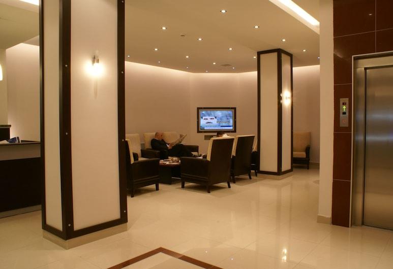 Kent Otel, Samsun, Lobby Sitting Area