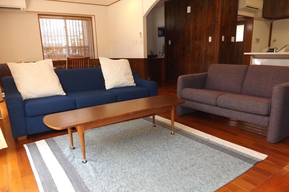 Condominio - Sala de estar