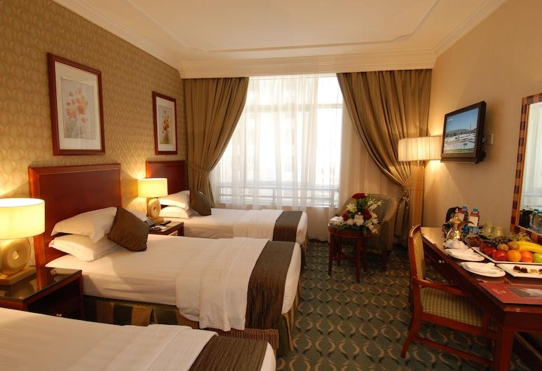 Al Rawda Royal Inn, Medina, Trippelrum, Gästrum