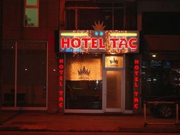 Ankara bölgesindeki Tac Hotel resmi