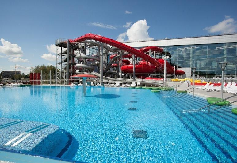 Aqua-Minsk Hotel, Minsk, Wellness