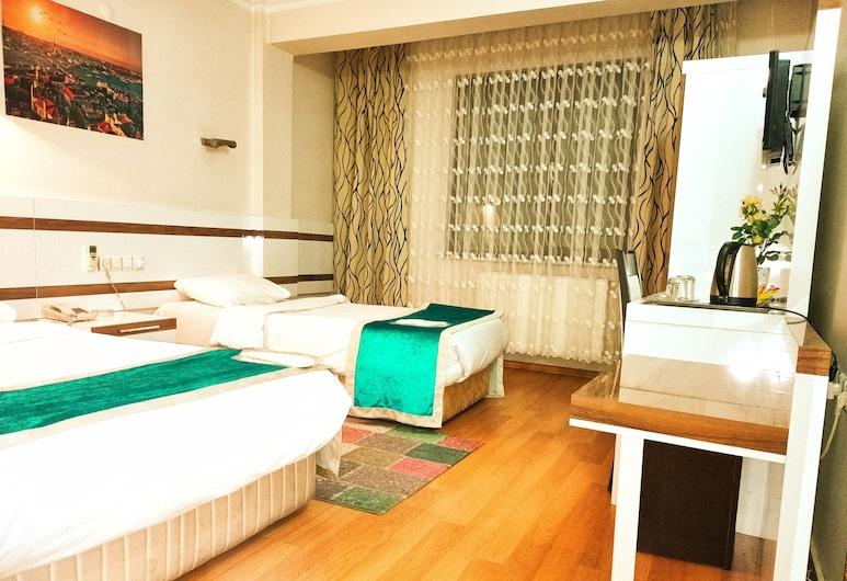 Ceylan Hotel, Bursa, Family Oda, Şehir Manzaralı, Oda