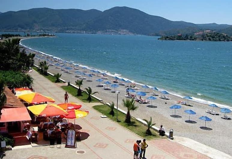 Ceren Hotel, Fethiye, Plaj