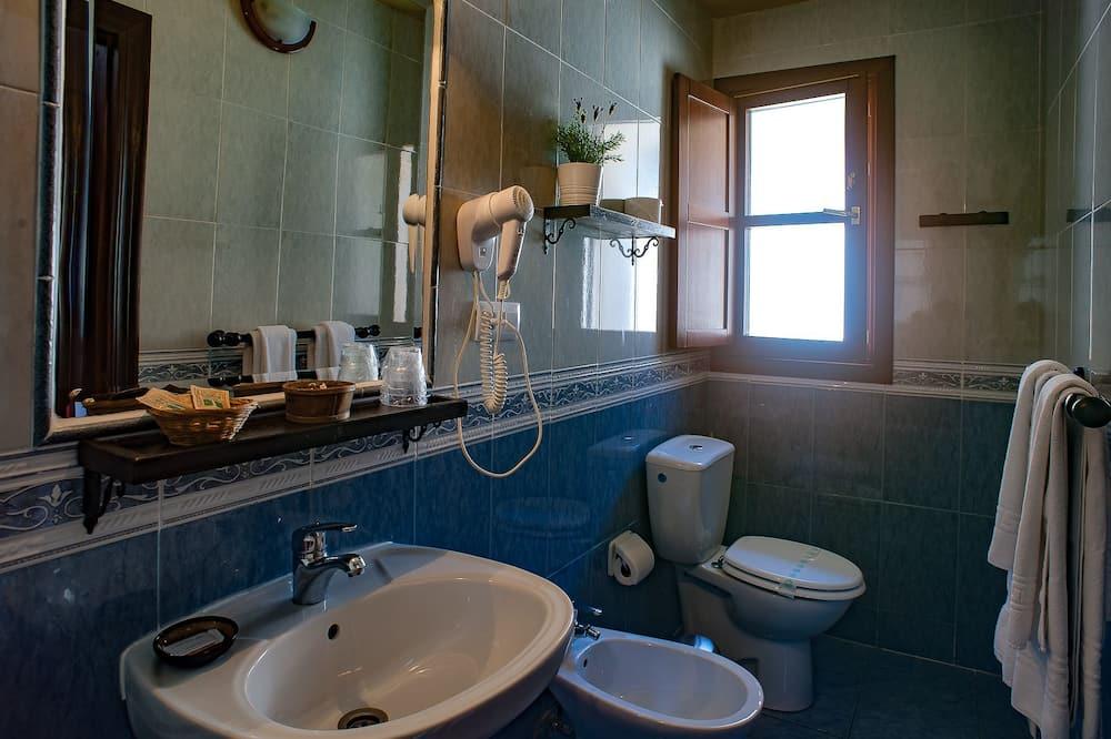 Double Room, 1 Double Bed - Bathroom