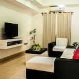 Apartmán typu Comfort - Obývacie priestory