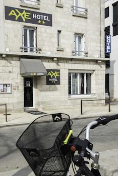 Naktsmītnes Axe Hotel attēls vietā Larošela