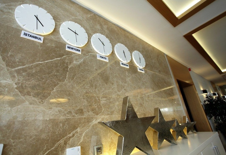 Dreamlife Hotel, อังการา, ฝ่ายต้อนรับ