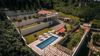Trabzon bölgesindeki Blue & Green Villa Gursoy resmi