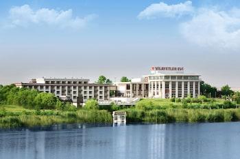 Nuotrauka: VE Hotels Golbasi Vilayetler Evi, Golbasi