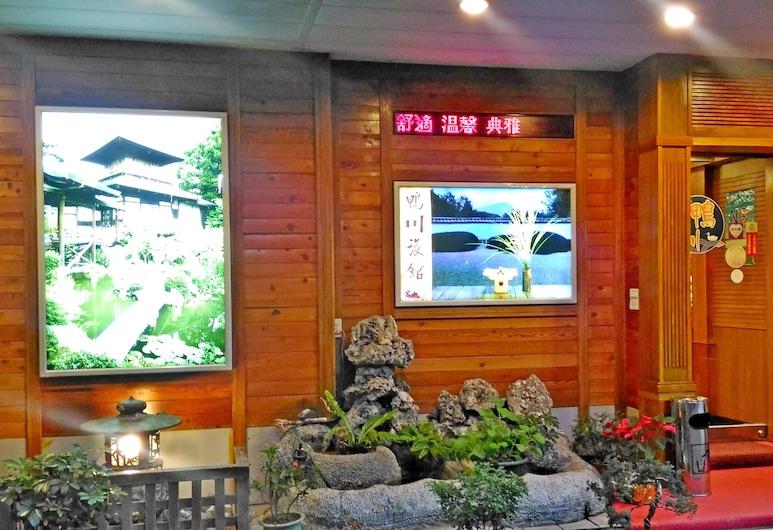 鴨川旅館 (GAWA hotel), 台北市, 飯店入口 - 夜景