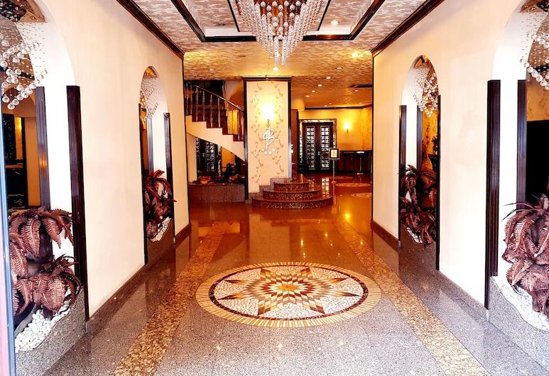 商業園區飯店, 安卡拉, 入口