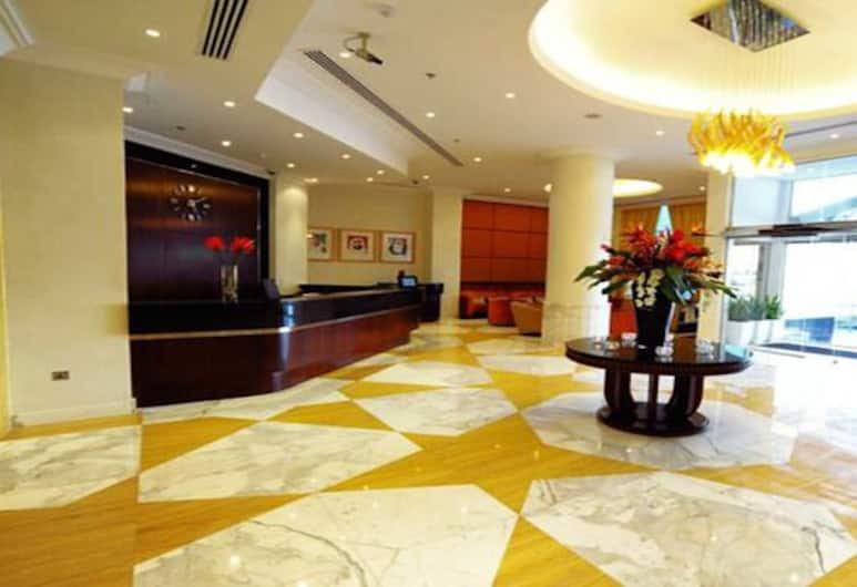 Monaco Hotel, Dubai, Lobby