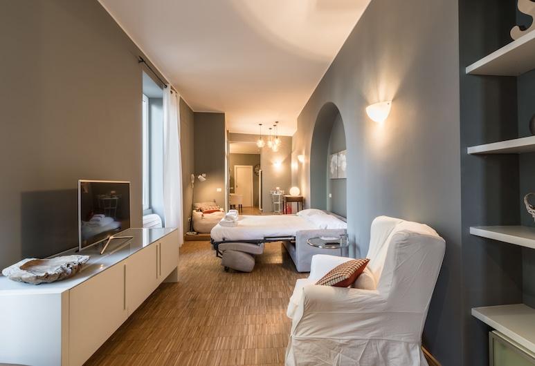 At home Heart of Milan - Porta Venezia, Milano, Appartamento, 1 camera da letto, Area soggiorno