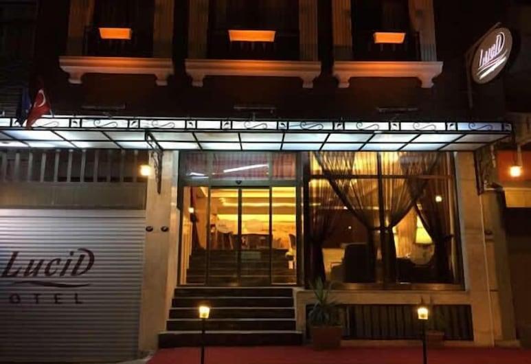 Lucid Otel, Izmir, Hotel Front – Evening/Night