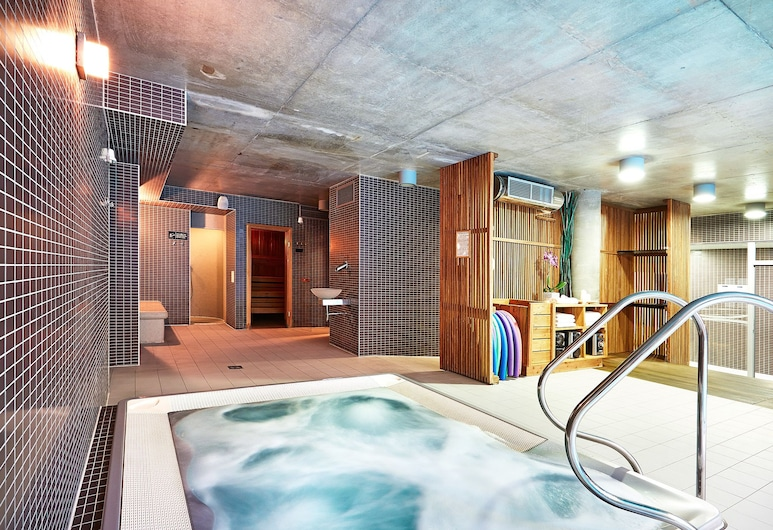 VacationClub - Solna Apartments, Kolobrzeg, Piscina