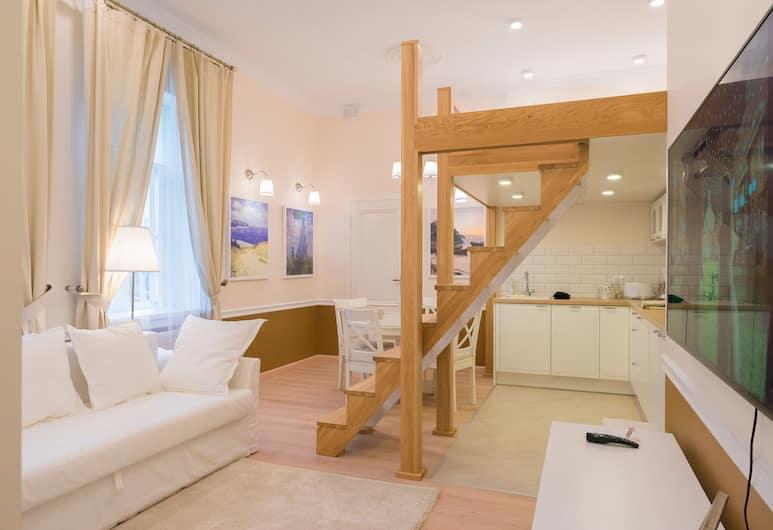 Revelton Suites Tallinn, Talinas, Numeris (Duplex), Kambarys