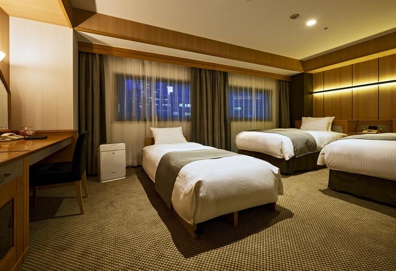 Sendai Kokusai Hotel, Sendai, Deluxe Twin soba, za nepušače, Soba za goste