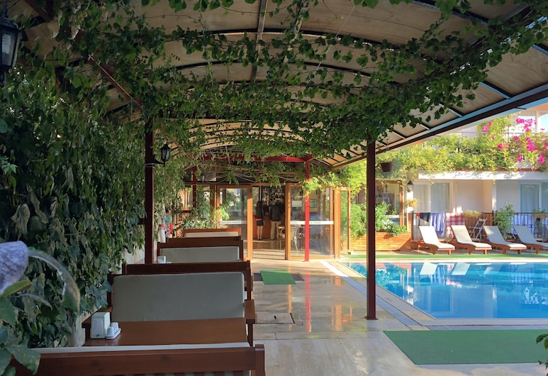 Ten Apart Otel, Fethiye, Kahvaltı Alanı