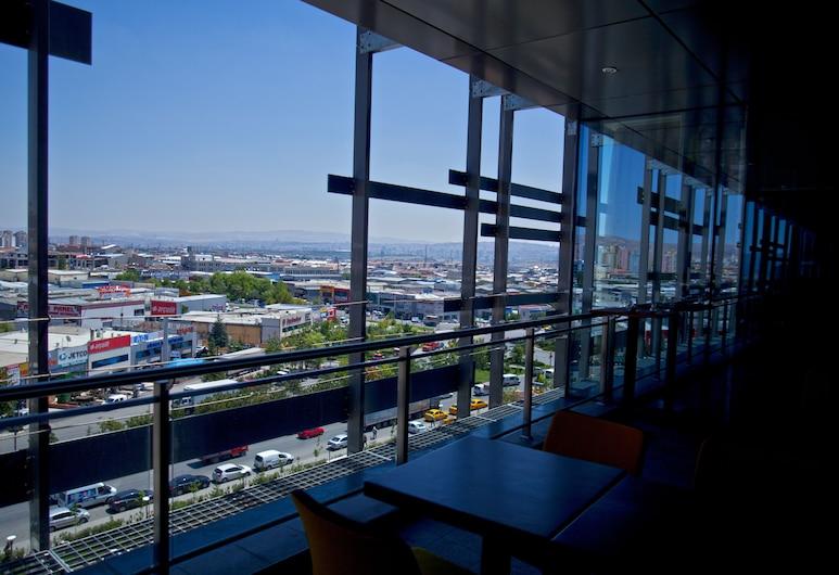Ostimpark Business Hotel, Ankara, Teras/Veranda