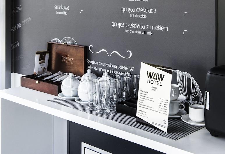 WAW Hotel Airport Okęcie, Warschau, Lobby