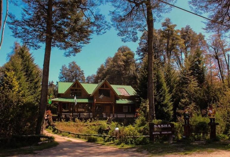 Sasha Motel Familiar, Villa La Angostura, Khuôn viên nơi lưu trú