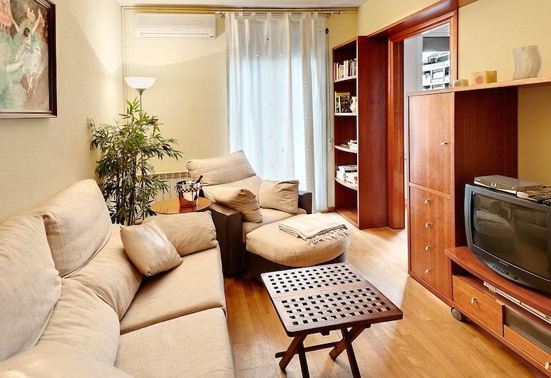 Sant Joan Aragó, Barcelona, Apartmán, 3 spálne, Obývačka