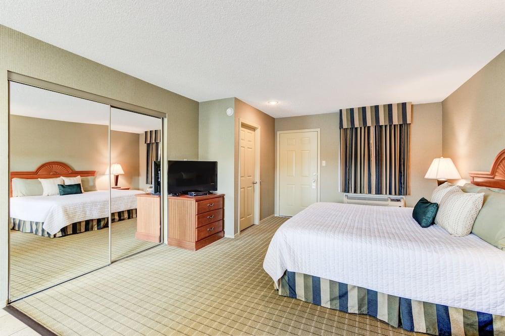 Standardna soba, 1 king size krevet, za nepušače - Dnevni boravak