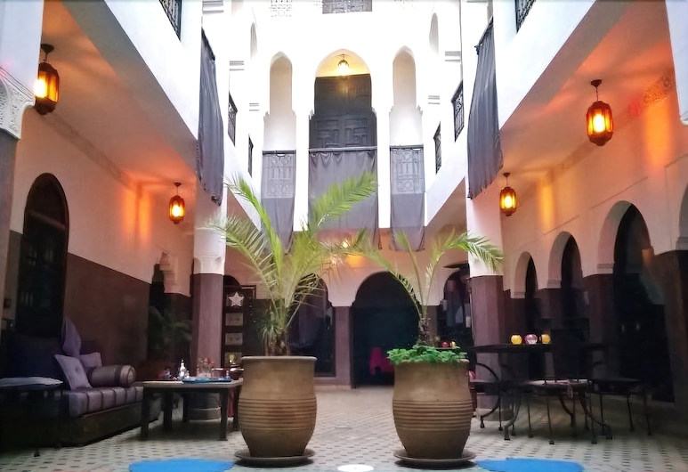 Riad Khabia, Marrakech, Terrasse/Patio