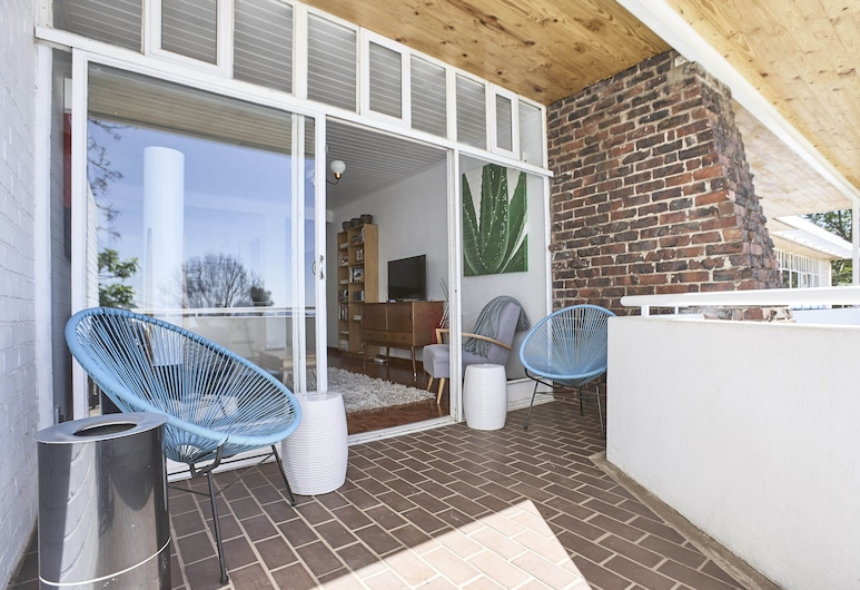 House Sandrock Muckleneuk, Pretoria, Apartment, Balcony