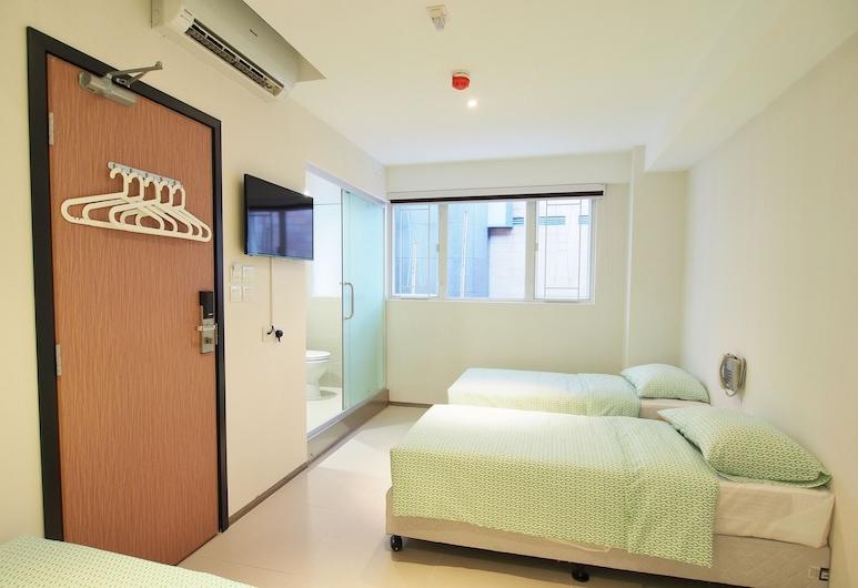 柏林酒店, 香港, 家庭客房, 客房