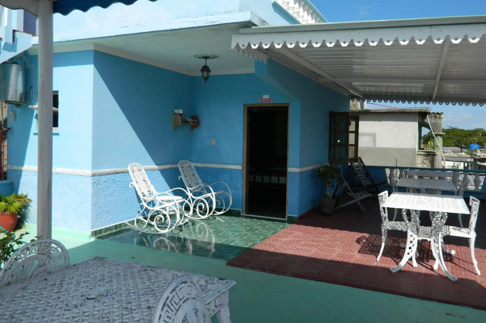 Standard Double or Twin Room - Courtyard View