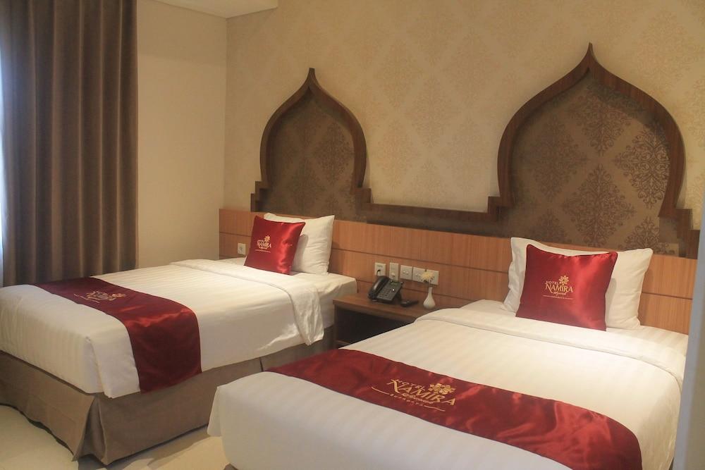 Namira Syariah Hotel Surabaya, Surabaya, Superior Twin Room, Guest Room