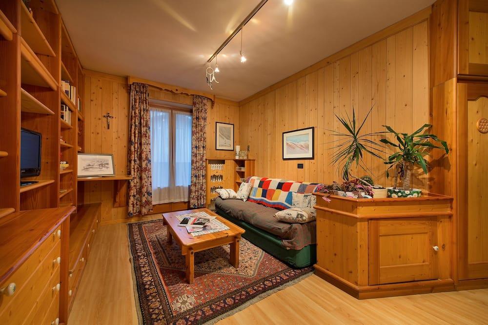 Habitación familiar, 4 habitaciones, 2 baños (Plus) - Sala de estar