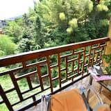 Zweibettzimmer, Balkon - Balkon