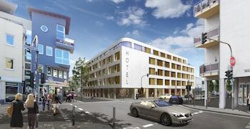 Introduce sus fechas y vea precios de hoteles última hora en Ingelheim am Rhein