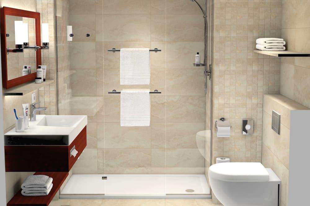 開放式客房, 無障礙 - 浴室