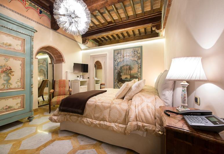 N.15 Santori Luxury Home, Lucca, Deluxe Double Room, Guest Room