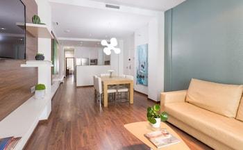 Foto av Center City Flats i Valencia