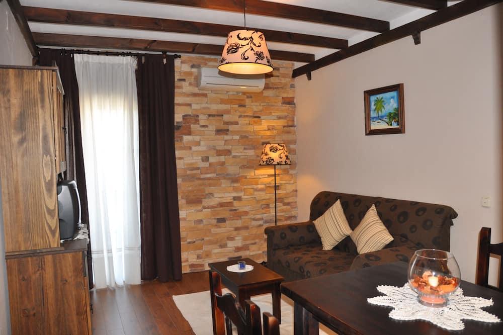 Căn hộ, 2 phòng ngủ - Phòng khách