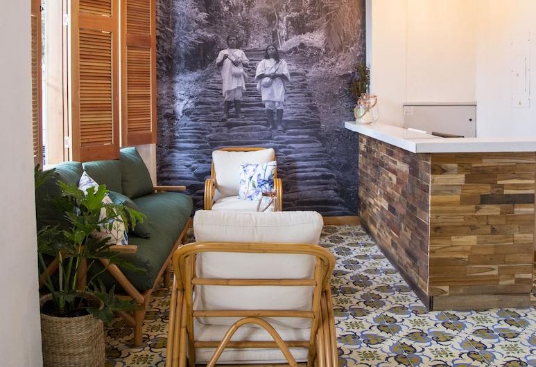 Hotel Boutique Casa Mia, Santa Marta, Recepcia