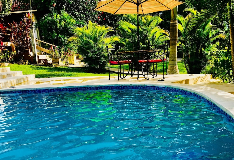 The Log Cab Inn Resort, San Ignacio, Outdoor Pool