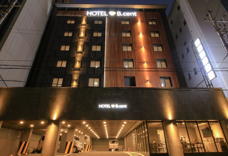 B.Cent Hotel, Busan, Hotel Front