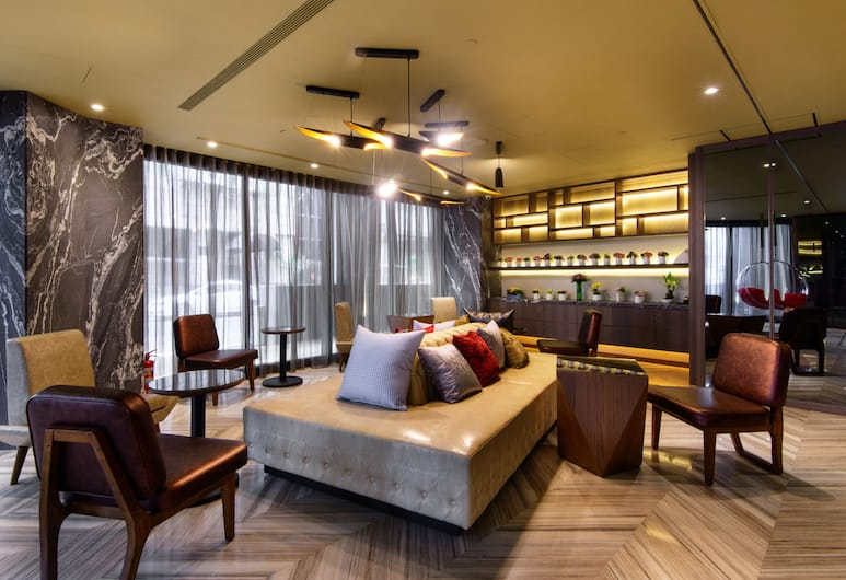 Stay Hotel - Taichung Zhongqing, Taichung, Lobby Sitting Area